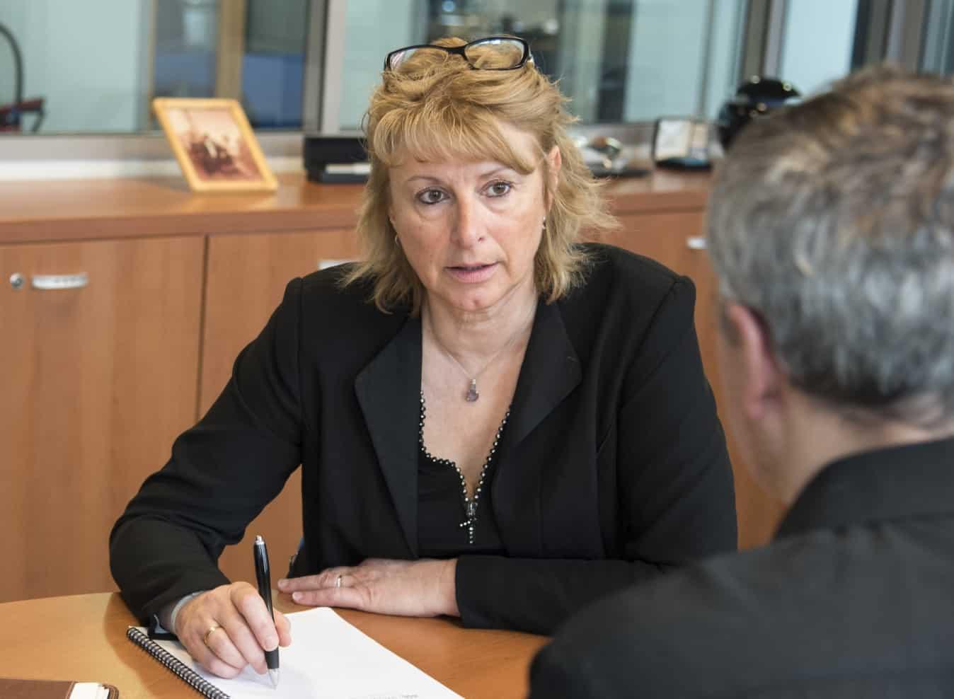 Joëlle Verdier, Présidente Stainless France