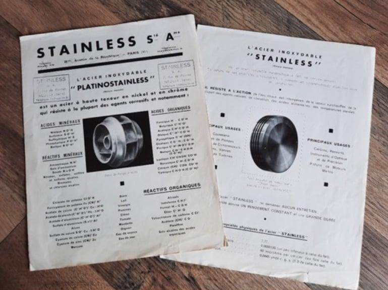 STAINLESS amplia la sua gamma di prodotti